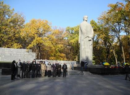 ФОТО: На Харьковщине отметили 76-ю годовщину со дня изгнания нацистов из Украины (ХОГА)