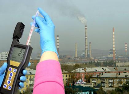 Ученые подтвердили особую опасность кислотного смога над Харьковом в период пандемии