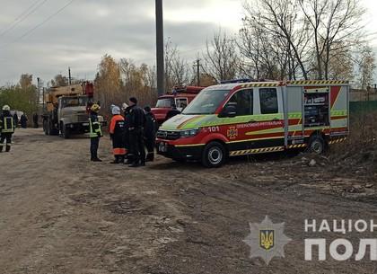 ФОТО: Взрыв на газораспределительной станции: полиция открыла уголовное дело (ГУ НП)