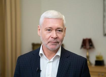 Игорь Терехов рассказал об основных направлениях деятельности избранного горсовета (ХГС)