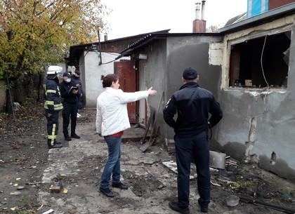 ФОТО: В частный дом тихого центра вызвали пожарных (ГУ ГСЧС)