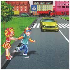 Харьковских школьников и их родителей предупредили о проведении 2-го этапа Недели безопасности дорожного движения (Департамент образования ХГС)