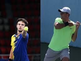 Теннис: харьковчане успешно выступают на турнире в Египте (РЕДПОСТ)