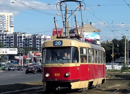 Трамваи №12 и 20 временно поменяют маршруты движения