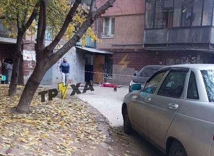На Алексеевке женщина выбросилась из окна (Нацполиция)