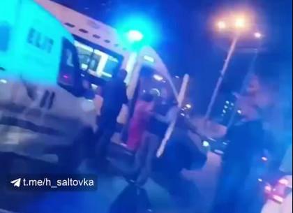 ДТП на Новых Домах: столкновение на перекрестке перекрыло дорогу (Telegram)
