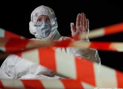 В Харькове, после входных, на треть упали темпы статистики заболеваемости на коронавирус (СНБО)