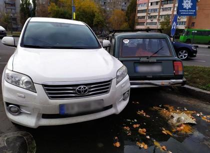 ДТП на Гагарина: водителя ВАЗа увезла скорая (Патрульная полиция)