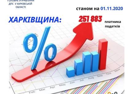 На Харьковщине стало больше предпринимателей (ГНС)
