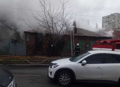 Спасатели рассказали, кто погиб в пожаре на Полевой