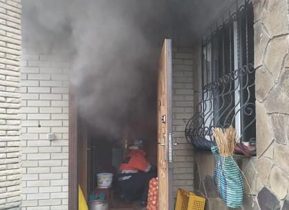 60-летняя женщина получила ожоги на пожаре (ГСЧС)
