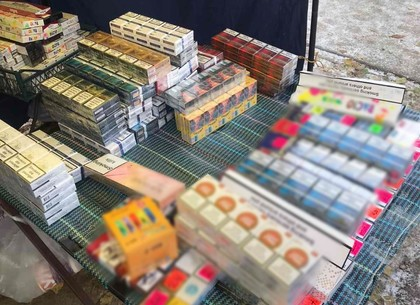 ФОТО: На Салтовке – минус один торговец безакцизными сигаретами (МВД)