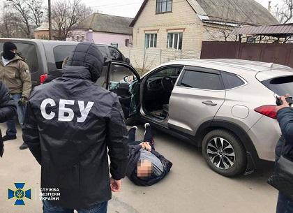 ФОТО: На Харьковщине СБУ обезвредила преступную группу, которая терроризировала граждан (СБУ)