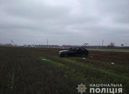 Под Харьковом Toyota не пропустила ВАЗ: есть пострадавшие (ГУНП)