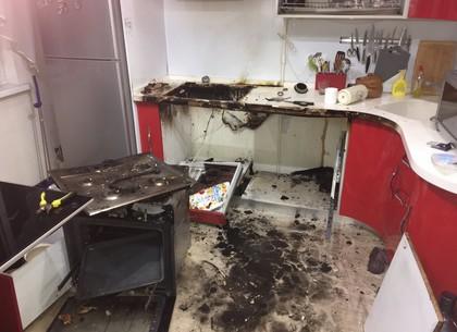 Пожар на кухне многоэтажки в районе Киевской (ГСЧС)