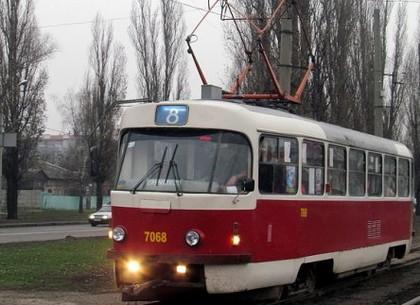 В среду трамвай №8 изменит свой маршрут