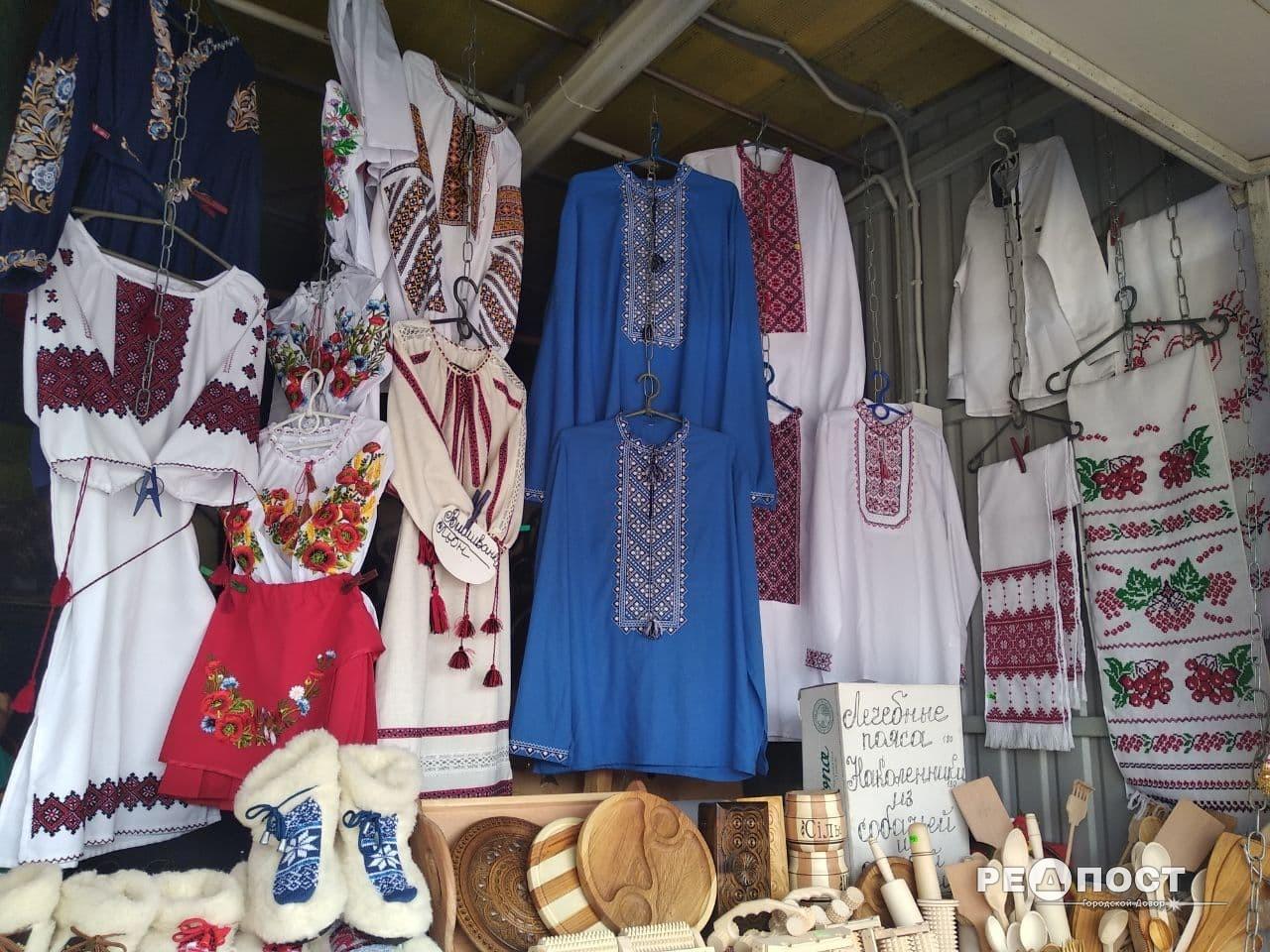 Сколько стоят вышиванки в Харькове