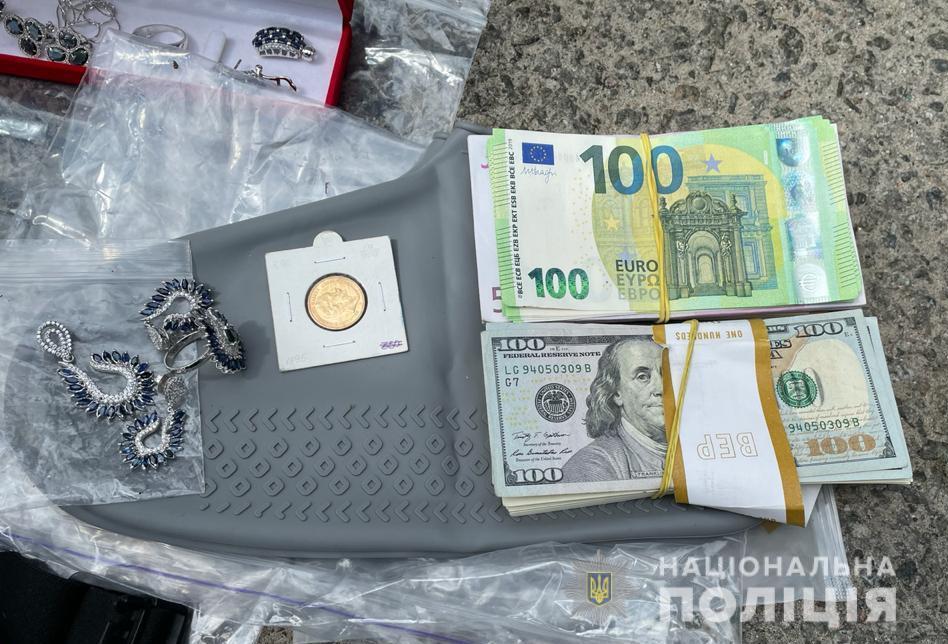 В Харькове задержаны дерзкая банда грабителей. Новости Харькова