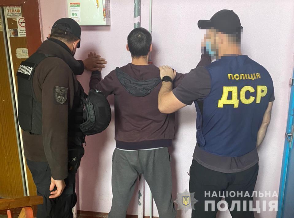 В Харькове псевдокопы грабили наркодилеров. Новости Харькова