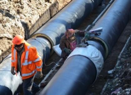 Рекордный масштаб: В Харькове планируют заменить 100 километров труб