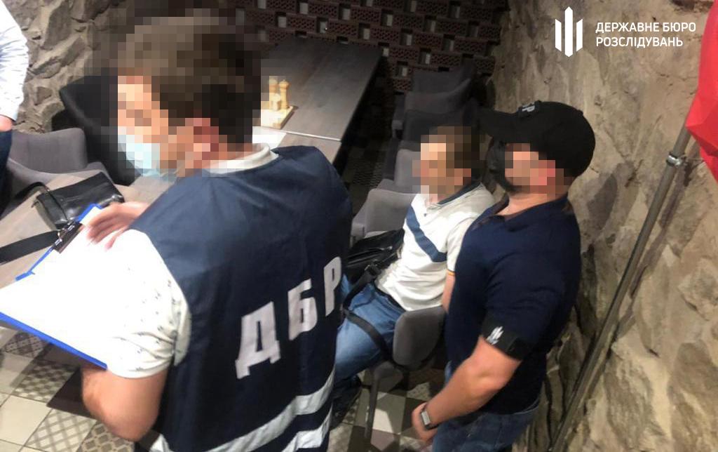 В Харькове пойман на взятке один из начальников погранотряда. Новости Харькова