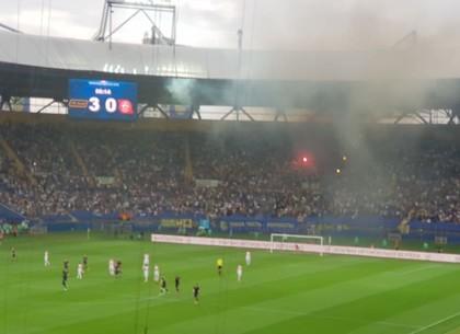 Сухая победа: «Металл» победил «Кривбасс» со счетом 3:0