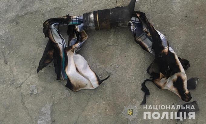 Мужчина из ревности пытался сжечь бывшую возлюбленную под Харьковом
