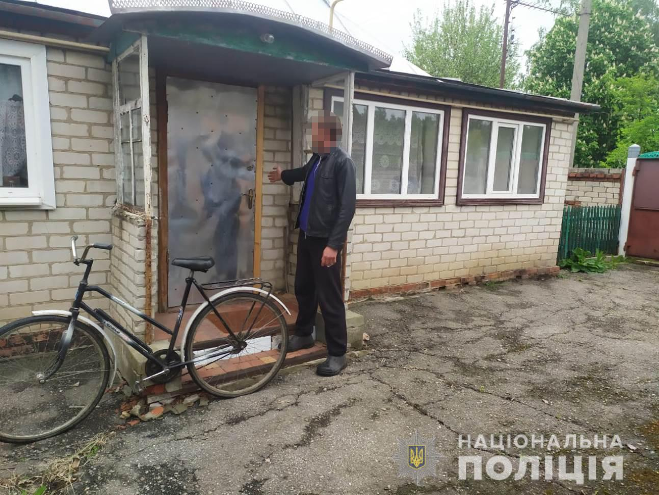 Под Харьковом пойман вор-рецидивист, обчищавший дачи. Новости Харькова