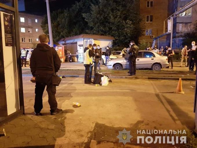В Харькове на проспекте Гагарина взорвалась граната, есть пострадавшие