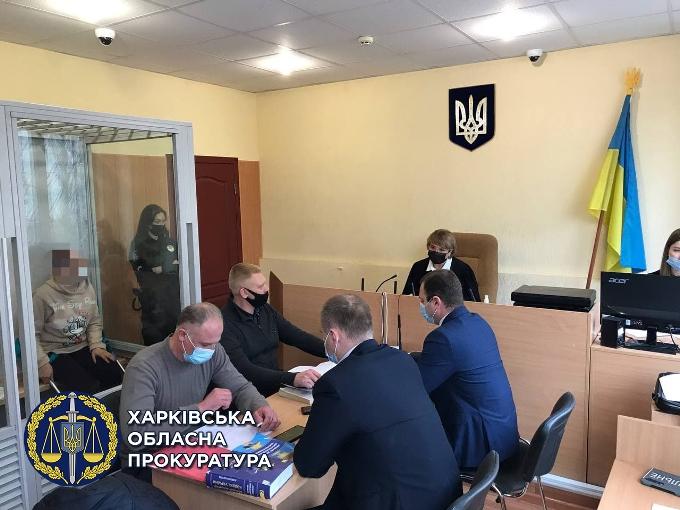 Дело о пожаре в доме престарелых в Харькове передано в суд