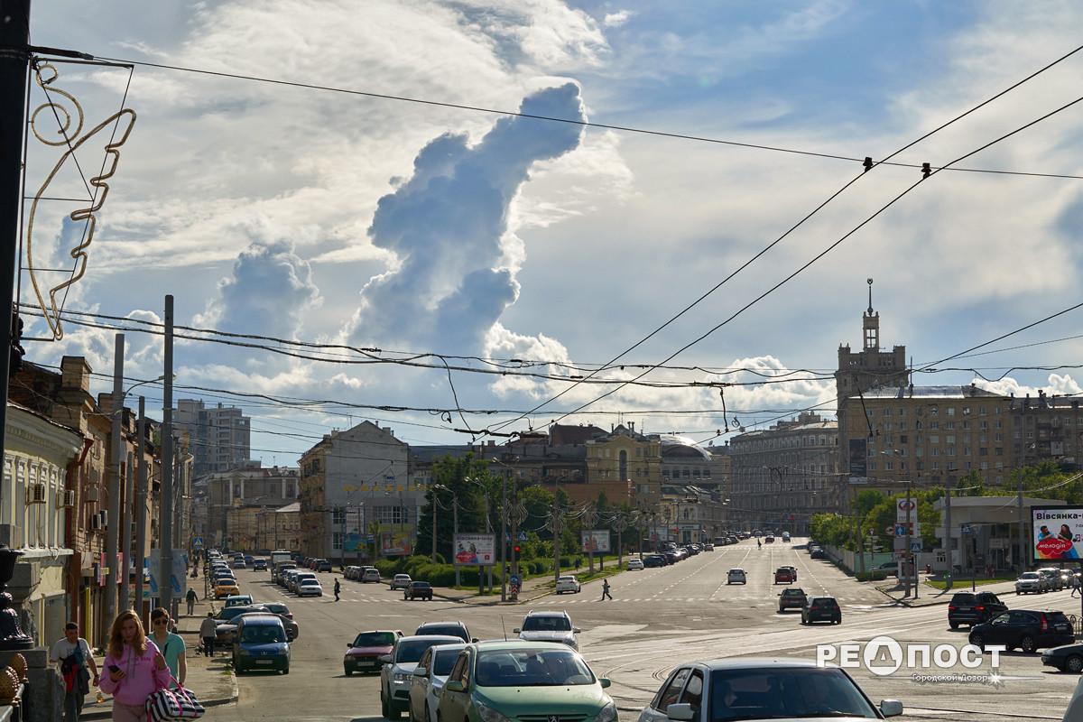 Прогноз погоды и магнитных бурь в Харькове на среду, 16 июня