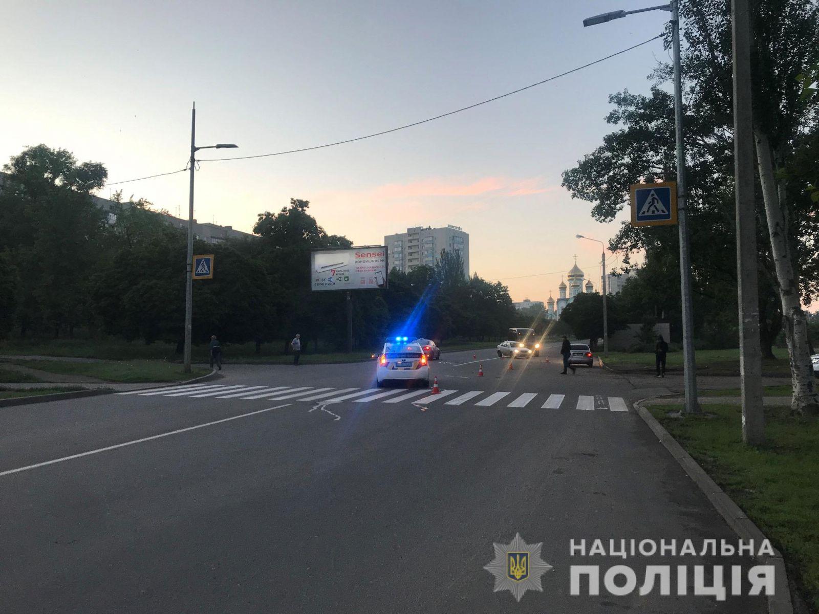 ДТП Харьков: Разыскиваются очевидцы ночной аварии в Харькове