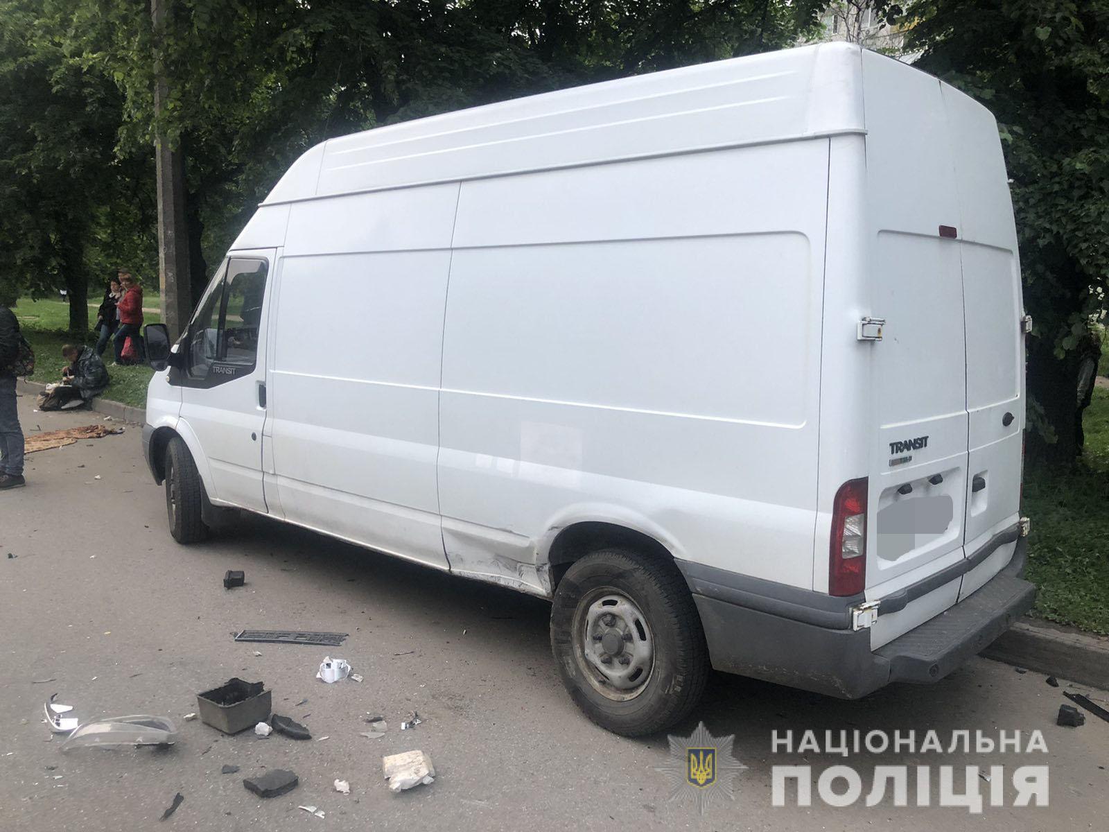 ДТП Харьков: Разыскиваются очевидцы смертельного ДТП на Салтовке (ФОТО)