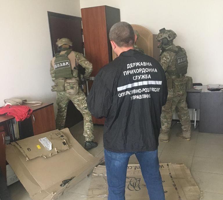 В Харькове разоблачена преступная группировка, которая занималась конвертацией виртуальных средств