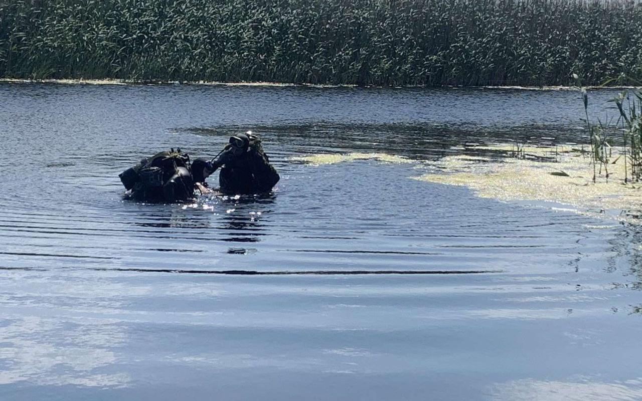 Под Харьковом утонул мужчина