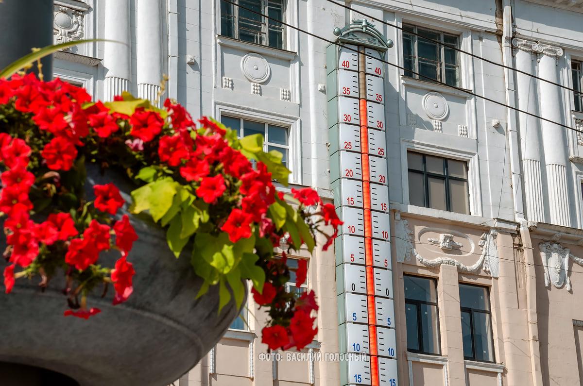 Прогноз погоды и магнитных бурь в Харькове на среду, 23 июня