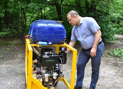 Харьковские политехники создали усовершенствованный аэрозольный генератор