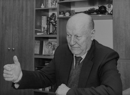 Умер Почетный гражданин Харькова Иван Прокопенко