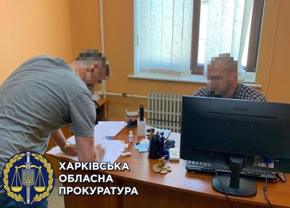 В Харькове пойдет под суд адвокат, за содействие в получении взятки правоохранителями