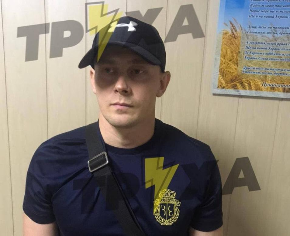 В прокуратуре озвучили причины задержание Олега Ширяева