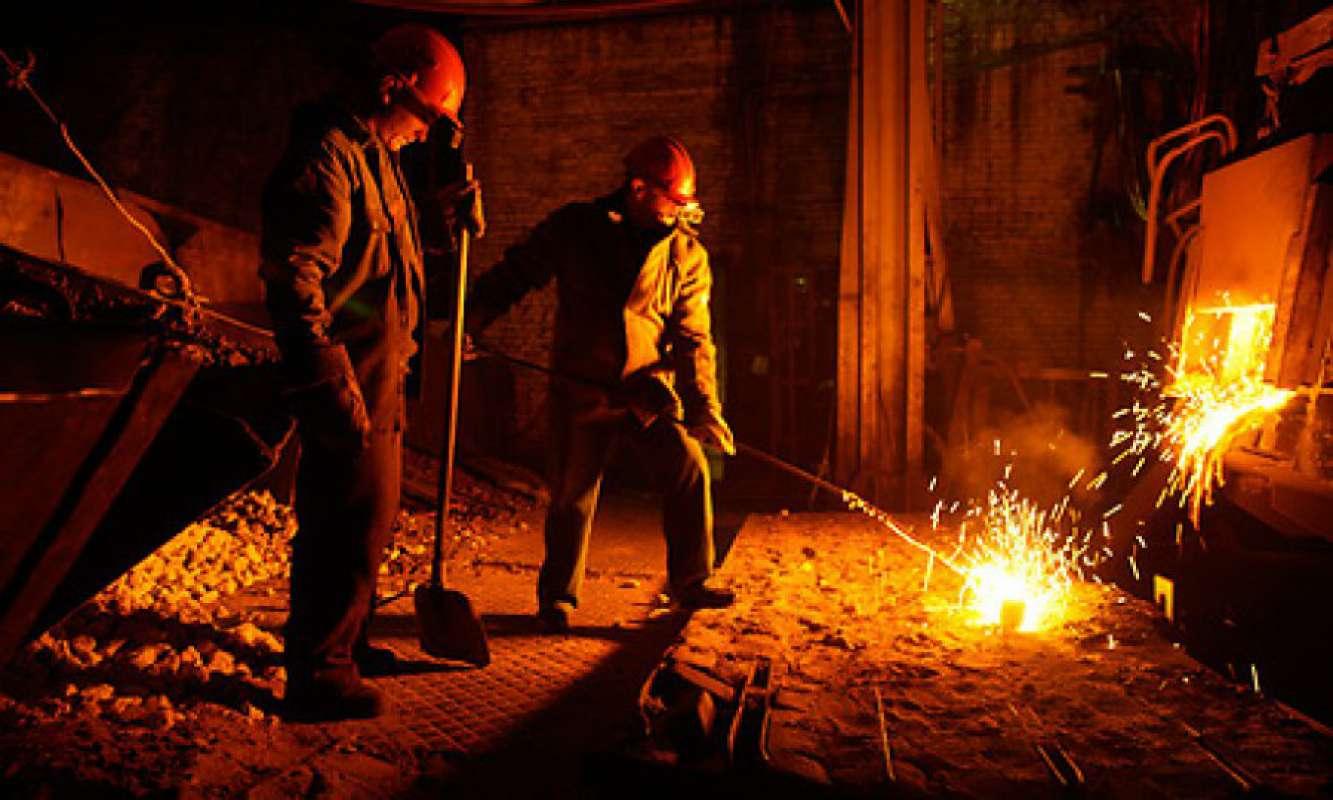 День металлурга в Украине
