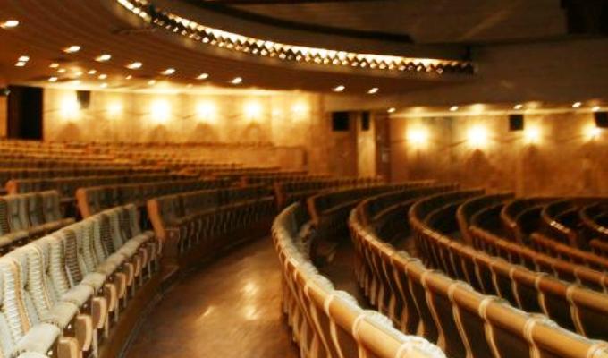 Театры Харькова ушли на каникулы