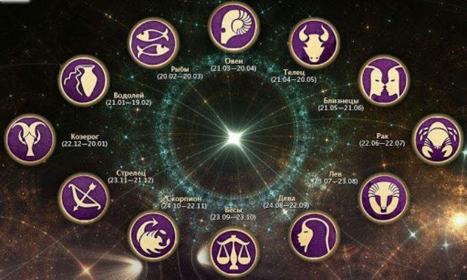 Гороскоп по знакам Зодиака на воскресенье, 25 июля