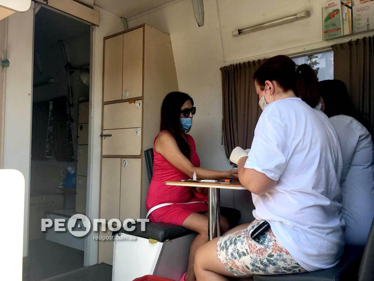 Тест на гепатит С в Харькове делают всем желающим. Новости Харькова