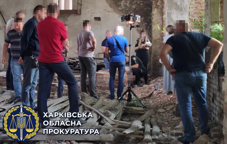 Насильственная смерть 6-летней девочки под Харьковом