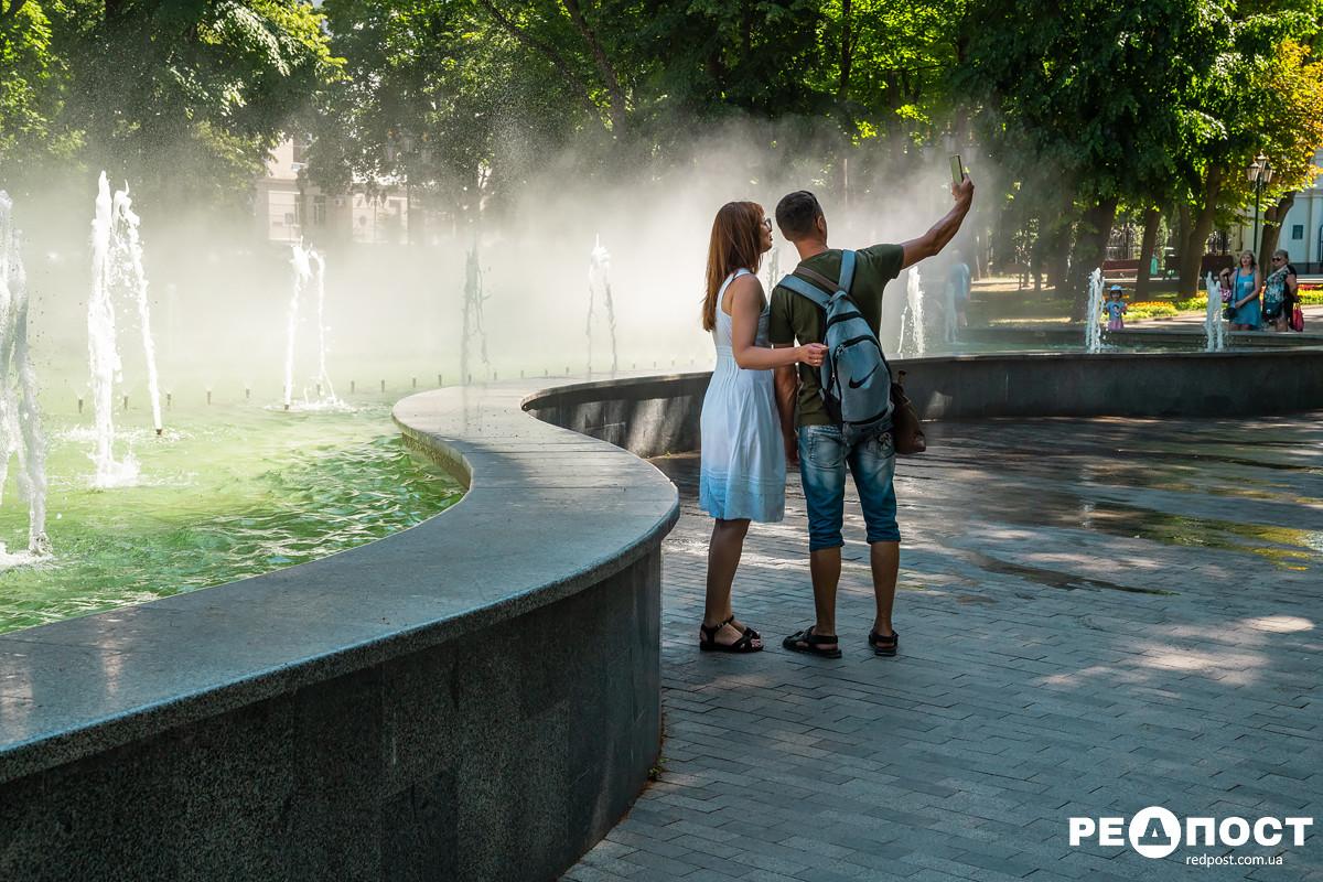 Погода в Харькове на четверг, 5 августа 2021 года
