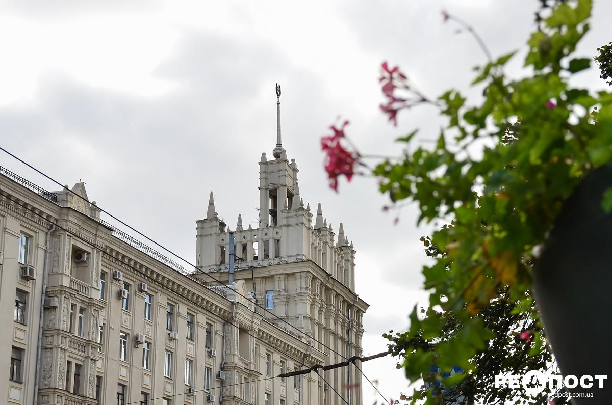 Погода в Харькове на пятницу, 6 августа 2021 года
