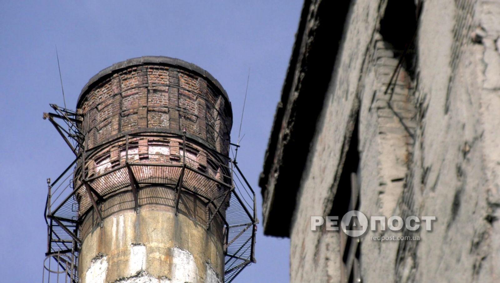 На коксовом заводе установят новые фильтры для очистки воздуха. Новости Харькова