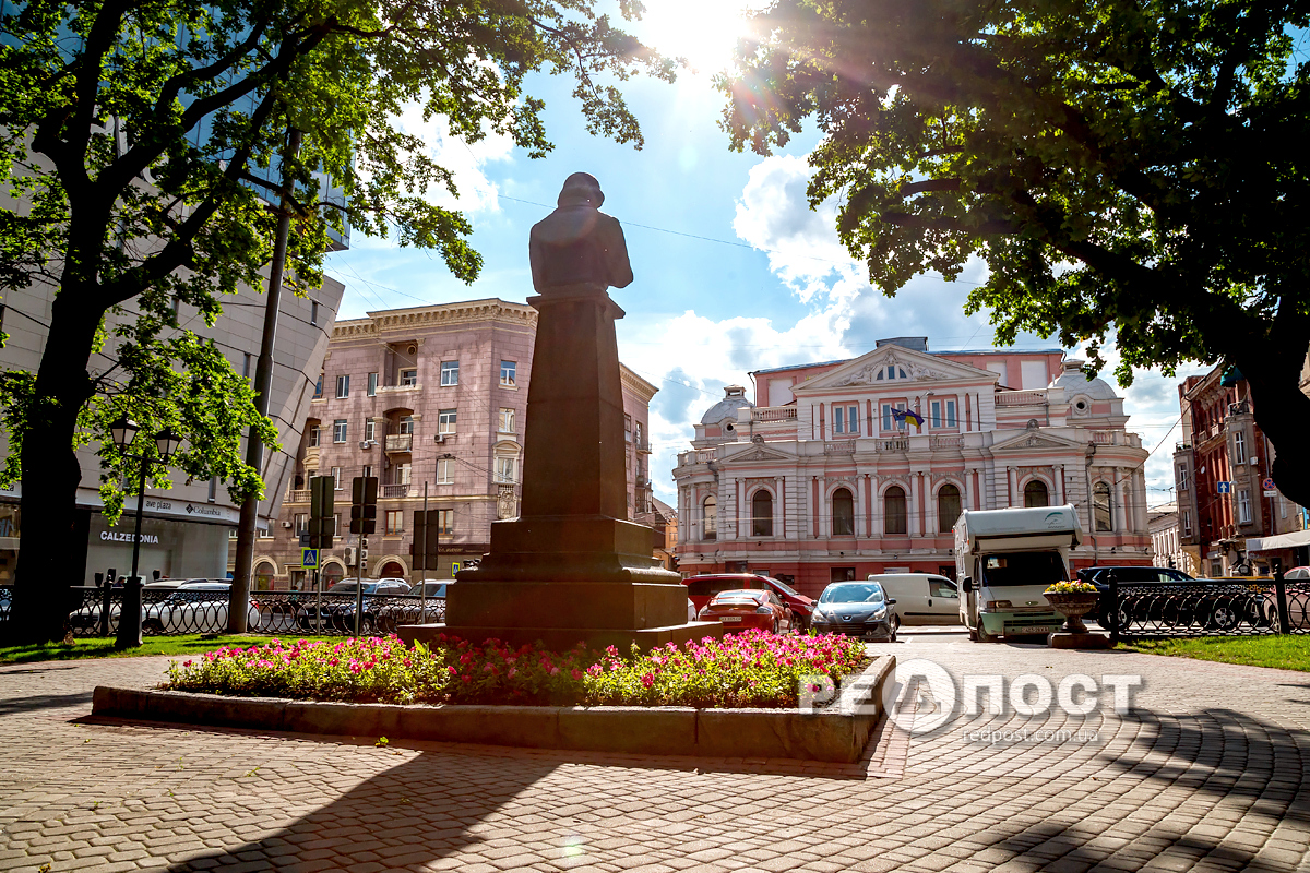 Репертуар театра Шевченко на сентябрь-октябрь 2021