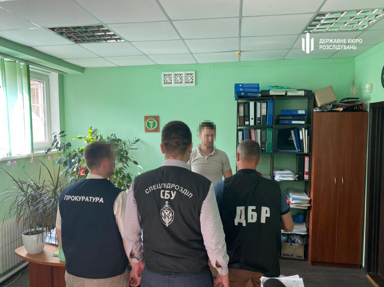 Налоговик на Харьковшине вымогал взятку у предпринимателя